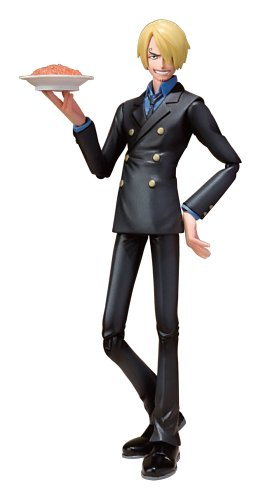 "Bandai Tamashii Nations Sanji ""One Piece"" S.H.Figuarts Action Figure (japan import) 2"