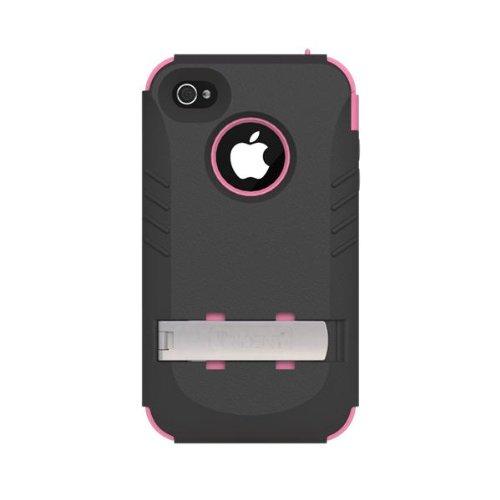 Trident Kraken II AMS Schutzhülle mit Gürtelhalter, für iPhone 4 / 4S rose