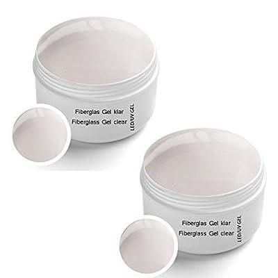 UV-Fiberglas Gel 1-Phasen UV
