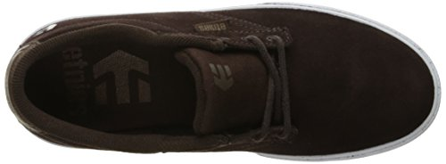 Etnies Herren Jameson Vulc Skateboardschuhe Brown (Dark Brown919)