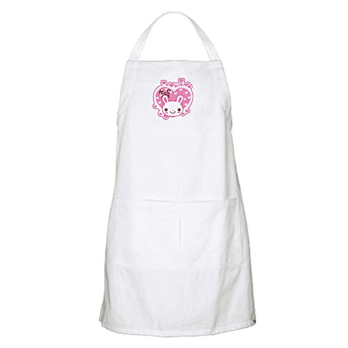 okoukiu Rose Lapin Cartoon série de cuisine Tablier pour Adulte