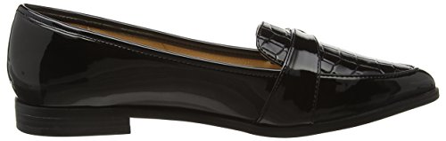 Miss KG Damen Neeve Slipper Schwarz (Black)