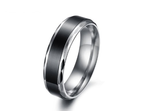 Product Features:  Brand name:bigsoho Condition: 100% Brand new Quantity: 1PCS Width:Male 6mm,Female 4mm;Weight:Male 5g,Female 2g Pick size according to your finger ring Note:the unit price we quoted for one piece rather than one pair packaging: OPP ...