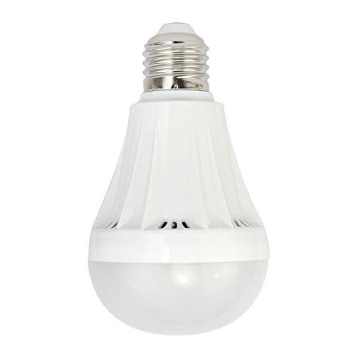 Xenon-streifen-lichter (Dicomi LED Glühbirne Kühles Weiß 85~265V E27 7W 27SMD 820 LM Leselampe Buch für Lesen, Büro, Buch, Bett)