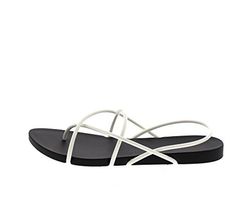 IPANEMA - PHILIPPE STARCK Thong G 81600 - black white Schwarz (Black/White 20829)