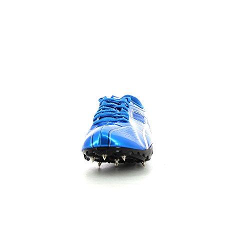 Asics Sonicsprint Course à Pied à Pique Blanc (Blue)