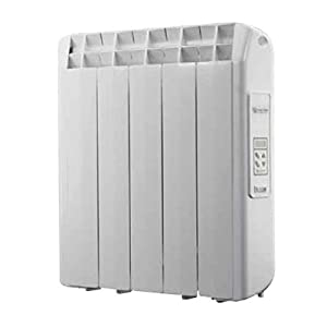 farho Radiador Eléctrico Bajo Consumo XP (Xana Plus) 550W (5) · Emisor Térmico con Termostato Digital Programable 24/7…