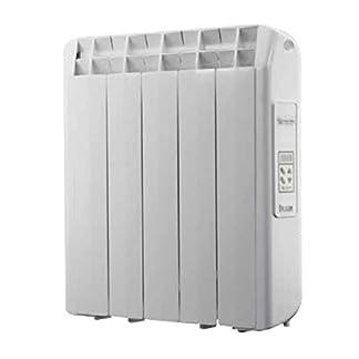 farho Radiador Eléctrico Bajo Consumo XP (Xana Plus) 550W (5) · Emisor Térmico con Termostato Digital Programable 24/7 · WiFi Opcional · Ideal para Estancias hasta 10m2· 20 AÑOS DE GARANTÍA