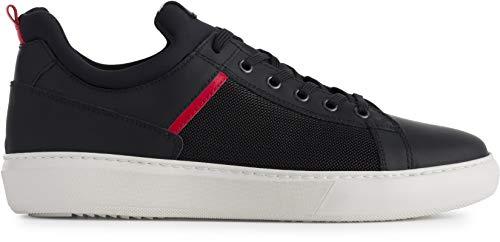 Nero giardini a901292u nero sneakers casual sportive scarpe uomo