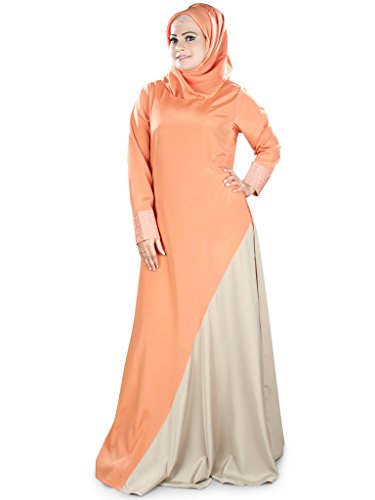 MyBatua Beautiful Mahjabeen Abaya Crepe