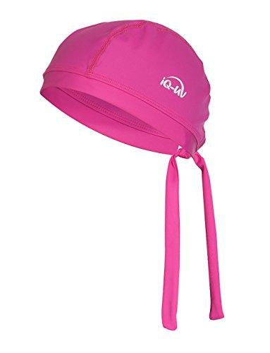 iQ-UV 300 Bandana Schutz Kopftuch, Pink, M (57cm)