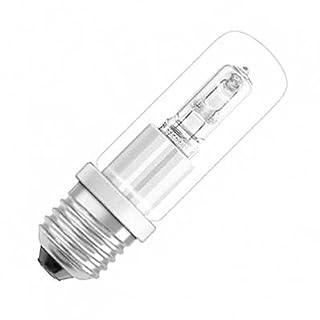 Osram 64400 Quarz-Halogen-Lampe E27 T clear HALOLUX CERAM 70W