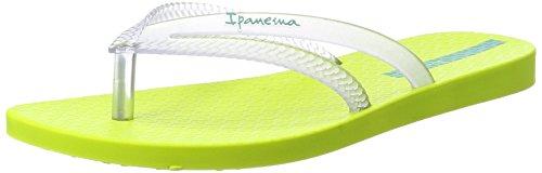 Ipanema - Ipanema Bossa Fem, Infradito Donna Mehrfarbig (yellow/clear)