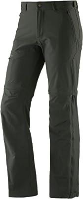 Vaude Herren Farley Stretch T-Zip Pants Ii Hose