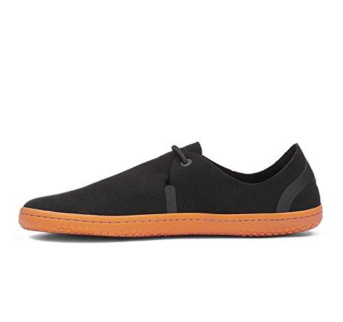 Chaussures Vivobarefoot RIF SWIMRUN Eco Suede Noir Homme Black