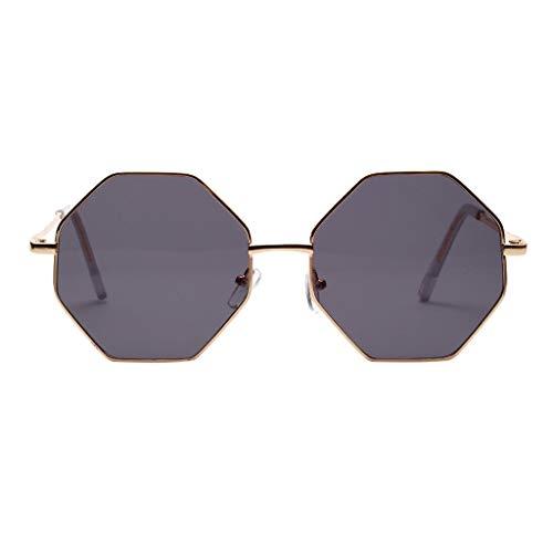 Sonnenbrille für Damen, Vintage-Auge, Retro-Brillen, modischer Strahlenschutz Gr. Einheitsgröße, a