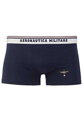 Aeronautica Militare Herren Unterwäsche Boxershort PIETRO MELANGE GREY1