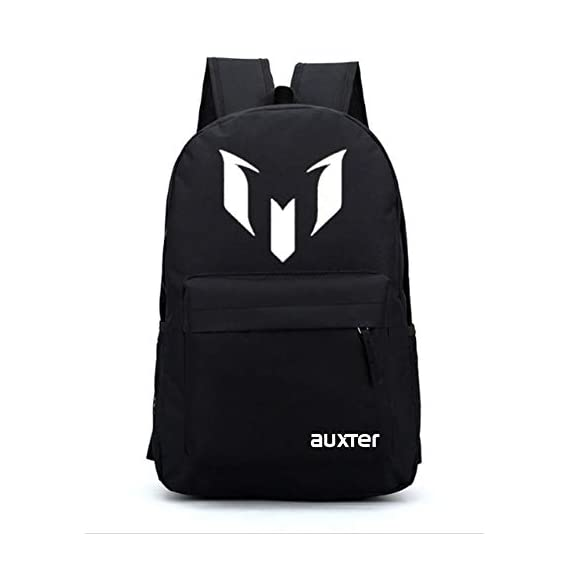 AUXTER MC 15 Ltr Black Casual Backpack