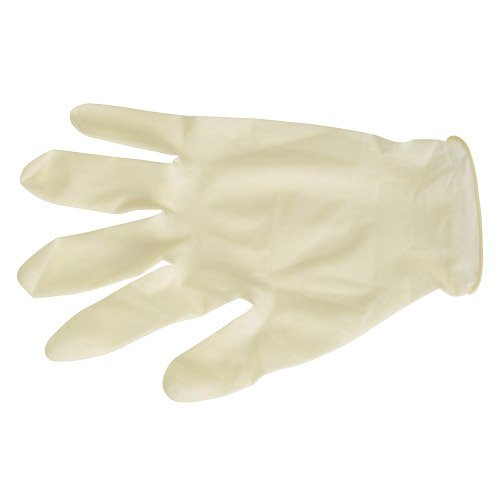 Maurer 15030710 Guantes Desechable Latex Talla 9 XL