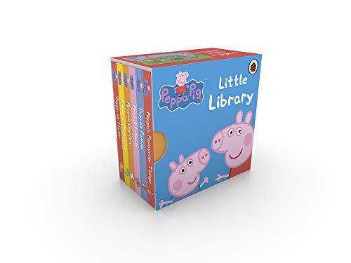 Peppa Pig: Little Library -
