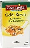 GELEE ROYALE Kapseln GranoVital 40 Stück