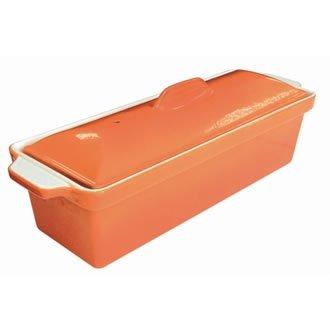 Vogue W456Pate Terrine, orange