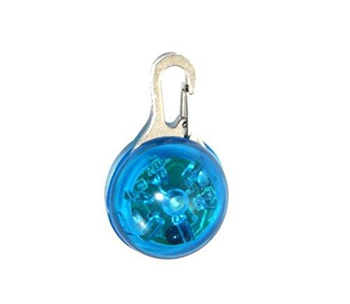 LAAT Médaille LED Lumineux Pendentif de Collier pour...