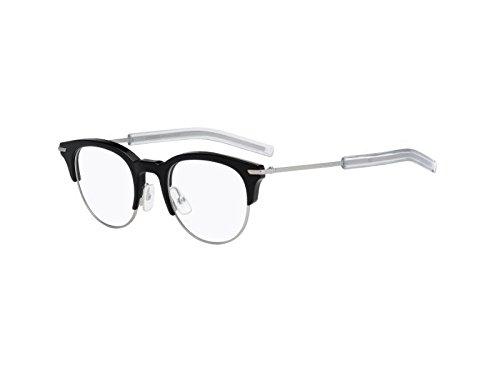 dior-homme-dior0202-g6n-occhiali-uomo-colore-nero-opaco-telaio-in-metallo-materiale-metallo-plastica