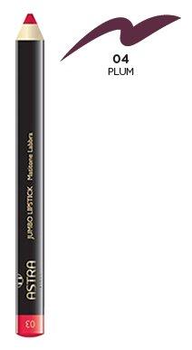 ASTRA JUMBO MATITONE lipstick ROSSETTO N.04 plum