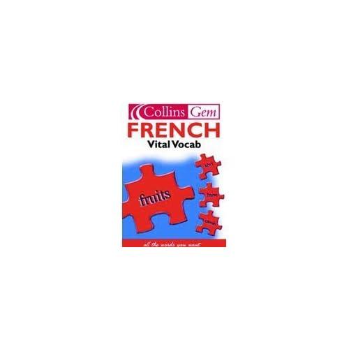 French Vital Vocabulary