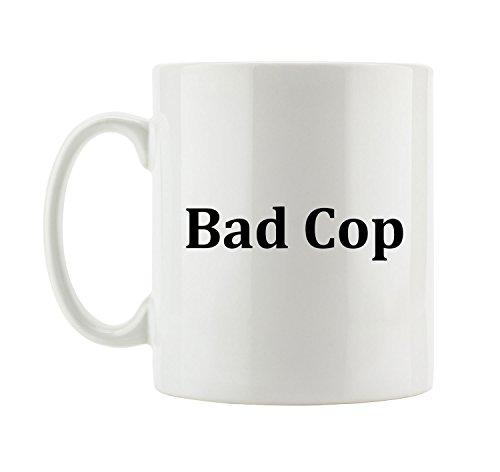 Bad Cop Polizei S.W.A.TFun Party Clubwear Tasse
