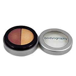 Bodyography Duo Expressions Eye Shadow Copper Mist 0.14 Ounce