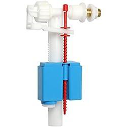 Universel Soupape de remplissage/Soupape à flotteur pour plastique et de réservoir en céramique–Filtre à eau gratuit–Valve–Garantie 5ans