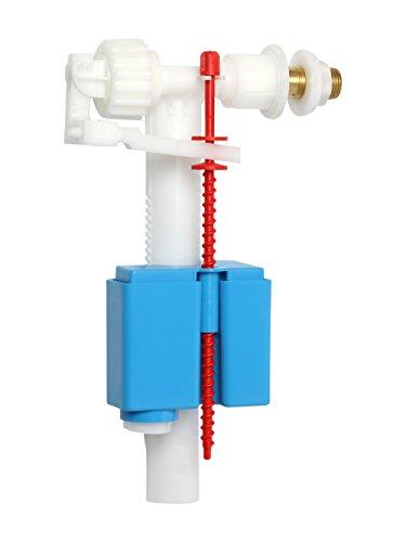 Universelles Füllventil / Schwimmerventil für Kunststoff- und Keramik-Spülkasten - Gratis Wasserfilter - Ventil - 5 Jahre Garantie