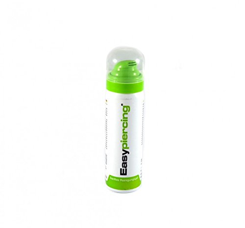 Easypiercing - Sanftes Reinigungsgel 50ml Piercingpflege Reinigung - Cleansing Gel