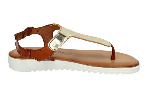 MADE IN SPAIN , Tongs pour femme Cuir