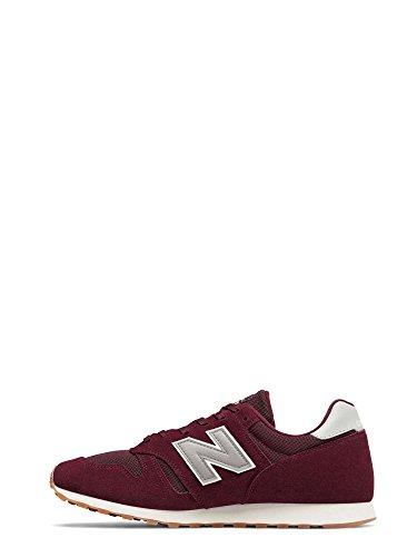 New Balance 373, Sneaker Uomo Rosso