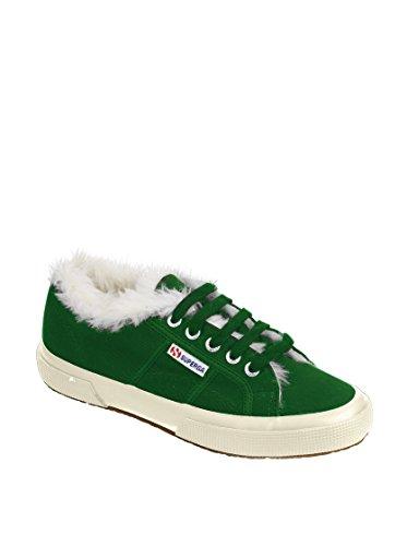 Chaussures Le Superga - 2750-cobu Jungle Green