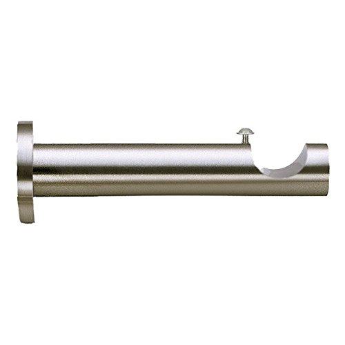 acier inoxydable Support plafond pour barre de rideau Acier inoxydable Diametro 20 mm