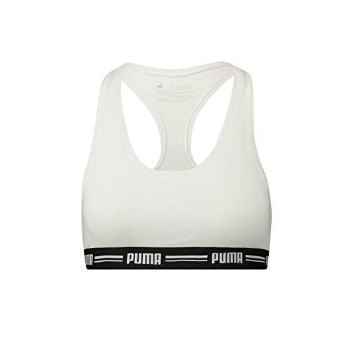 Puma - Soutien-gorge - Uni - Femme white (300)