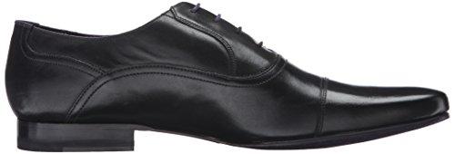 Ted Baker Rogrr 2, Chaussures à Lacets Homme Noir (Black)