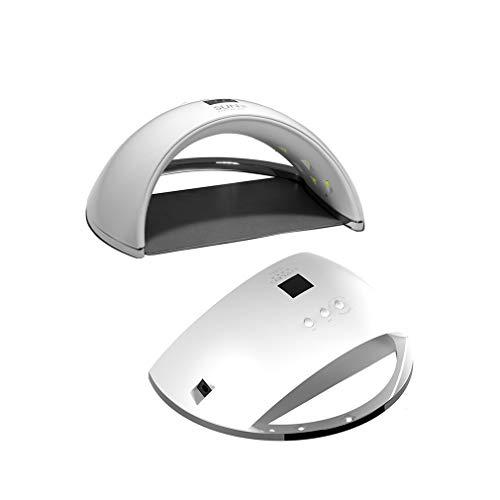 YTDDD Mini tragbares UV/LED-Nagellicht, Nageltrockner, Nagelgel-Aushärtungslicht, für Gel-Nagellack, intelligenter Sensor, 30er Jahre schnell trocknend, Nagelstudio-Werkzeug