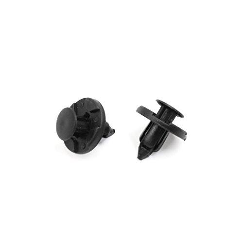 wlw clip10047 Bumper Panel Fasteners Clips Plastic Trim Clip X10
