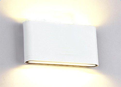 Lightess lampada da parete per decorazione illuminazione esterna