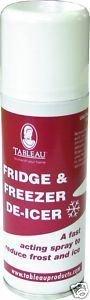 Tableau Fridge & Freezer De-Icer