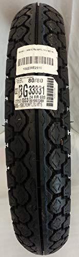 Caoutchouc Pneu Pirelli Mt 15 Mandrake 51J 90/80 - 16