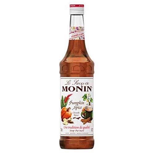 Gute Cocktails Für Halloween - Monin Pumpkin Spice (Würziger Kürbis) Sirup