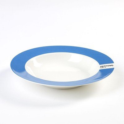 Assiette Creuse Ø22 7461C Bleu Encre