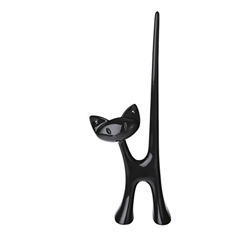 koziol-miaou-jewellery-ring-stand-solid-black