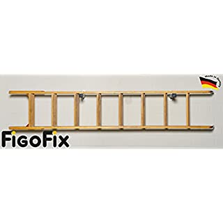 FigoFix Leiterhalter Set, Wand, Wandhalterung, Befestigung, Halterung, Leiter